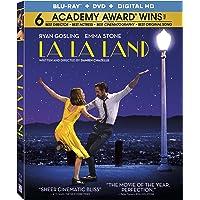 La La Land (Blu-ray + DVD + Digital)
