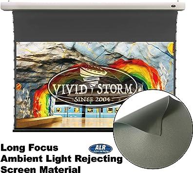 Amazon.com: VIVIDSTORM pantalla de tensión de presentación ...