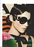 PRINT AD With Arizona Muse For 2011 Prada Black