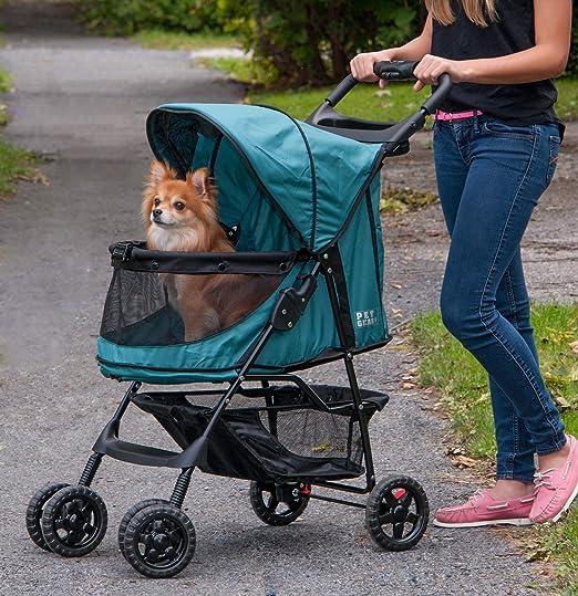 Pet Gear Happy senderos no Cremallera Mascota Cochecito