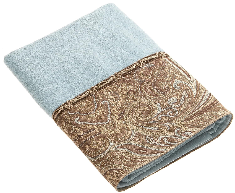 Avanti Linens Bradford  Embellished 4-Piece Decorative Towel Set Java 01789SJAV