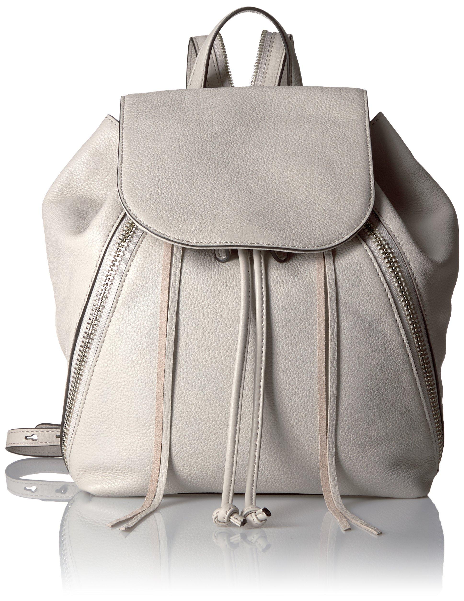 Rebecca Minkoff Bryn Back pack, Putty, One Size