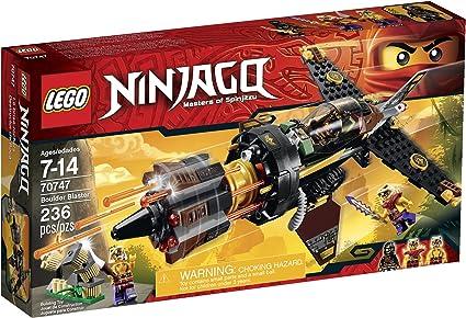 Amazon.com: Juguete LEGO Ninjago pistola para piedra: Toys ...