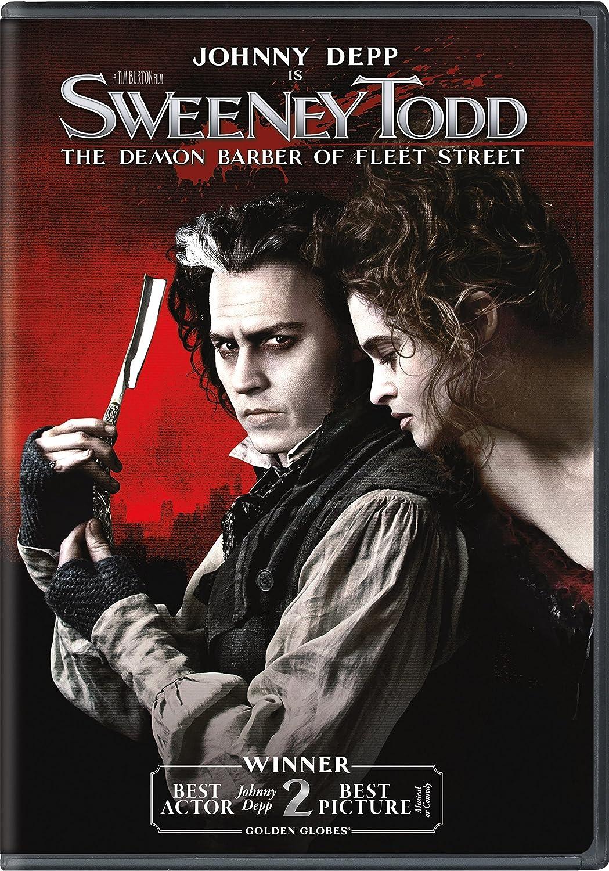 Sweeney Todd Edizione Stati Uniti Italia Dvd Amazon
