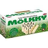 Mölkky - 53857 -  Jeu de lancer - Jeu de quilles finlandaises - Mölkky Midi