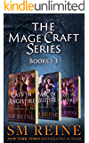 The Mage Craft Series, Books 1-3: Cast in Angelfire, Cast in Hellfire, and Cast in Faefire: An Urban Fantasy Series