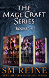 The Mage Craft Series, Books 1-3: Cast in Angelfire, Cast in Hellfire, and Cast in Faefire: An Urban Fantasy Series (English Edition)