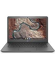 """Hewlett Packard HP Chromebook 14-db0002ca, 14.0"""" HD, (AMD A4-9120C, 4GB DDR4, 64GB SSD, Chrome OS), Chalkboard Grey, 6SH70UA#ABL"""