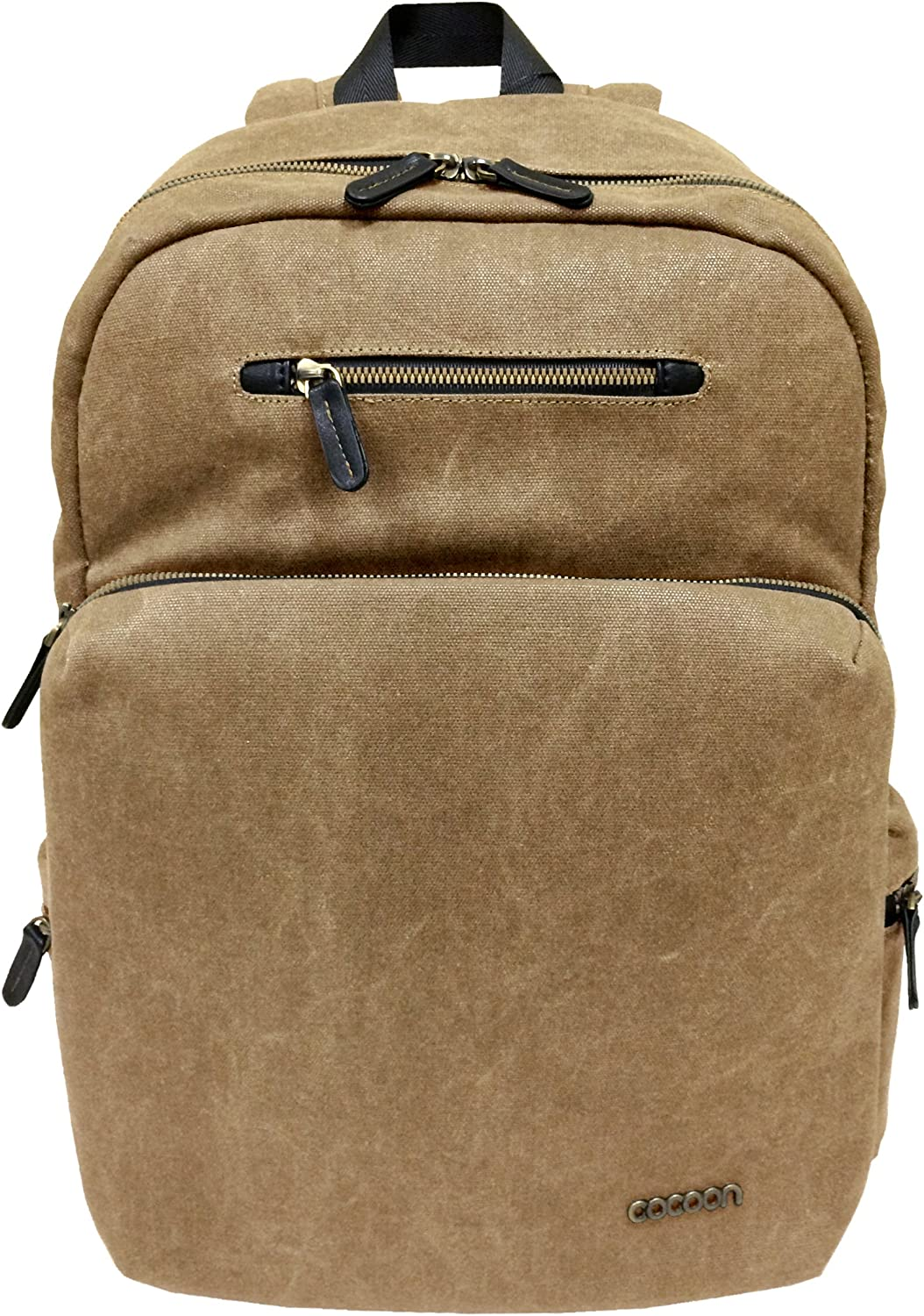 Cocoon MCP3404AG Urban Adventure 16 Backpack with Built-in GRID-IT Accessory Organizer Army Green