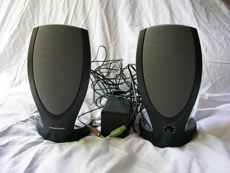Harman Kardon Rev A00 Computer Speakers, Black, HK206