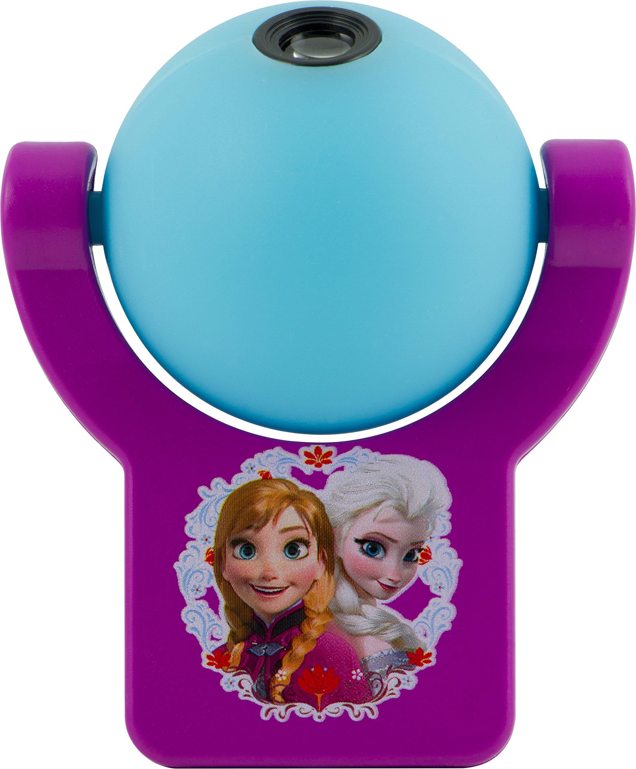 Amazon Com Disney Frozen Anna Amp Elsa Projector Night