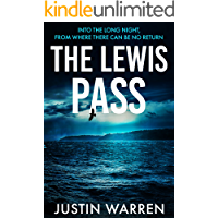 The Lewis Pass: A Conspiracy Thriller (Dylan Harper Book 2)