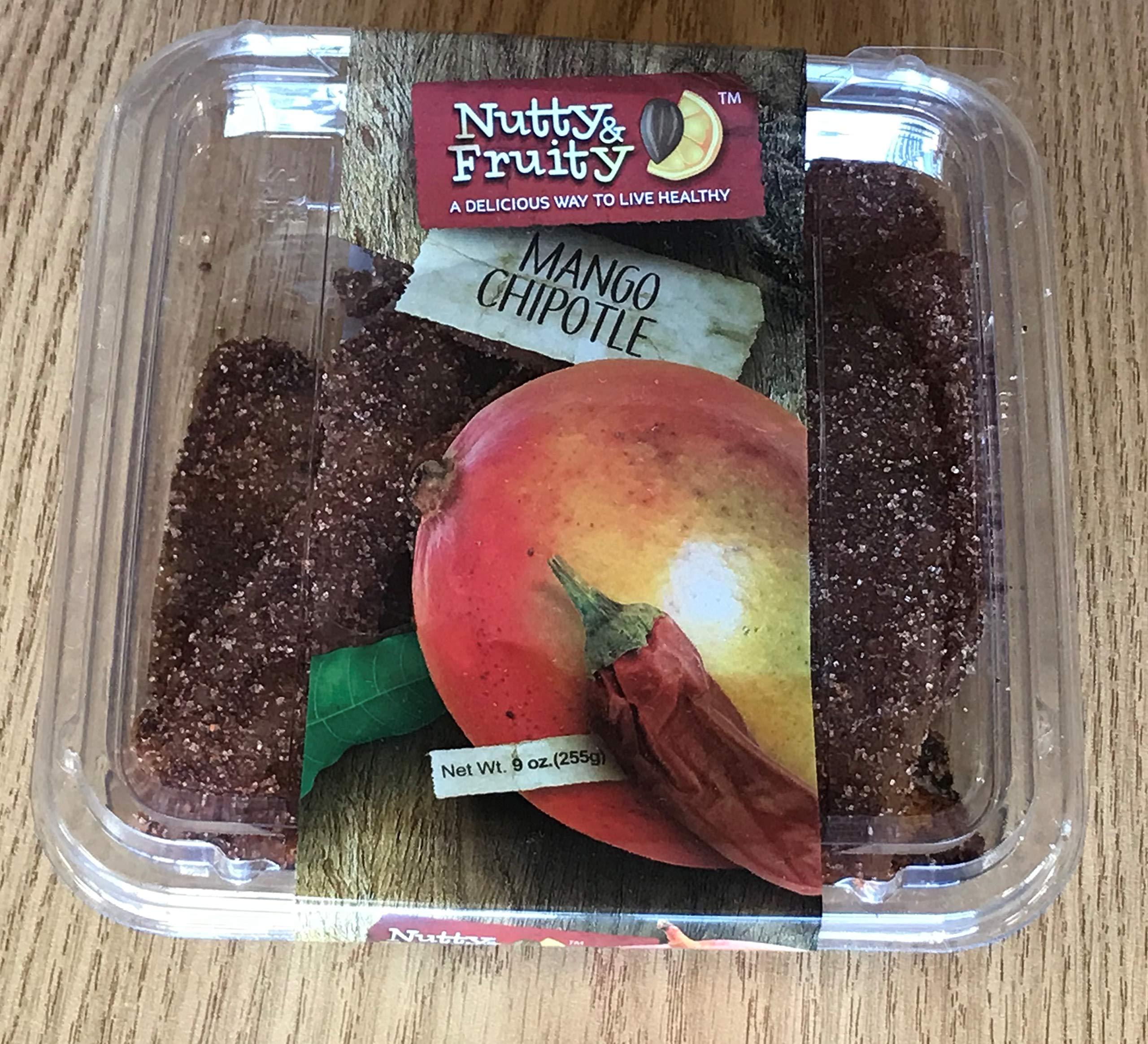Nutty & Fruity Dried Mango Chipotle 9 oz, 255g