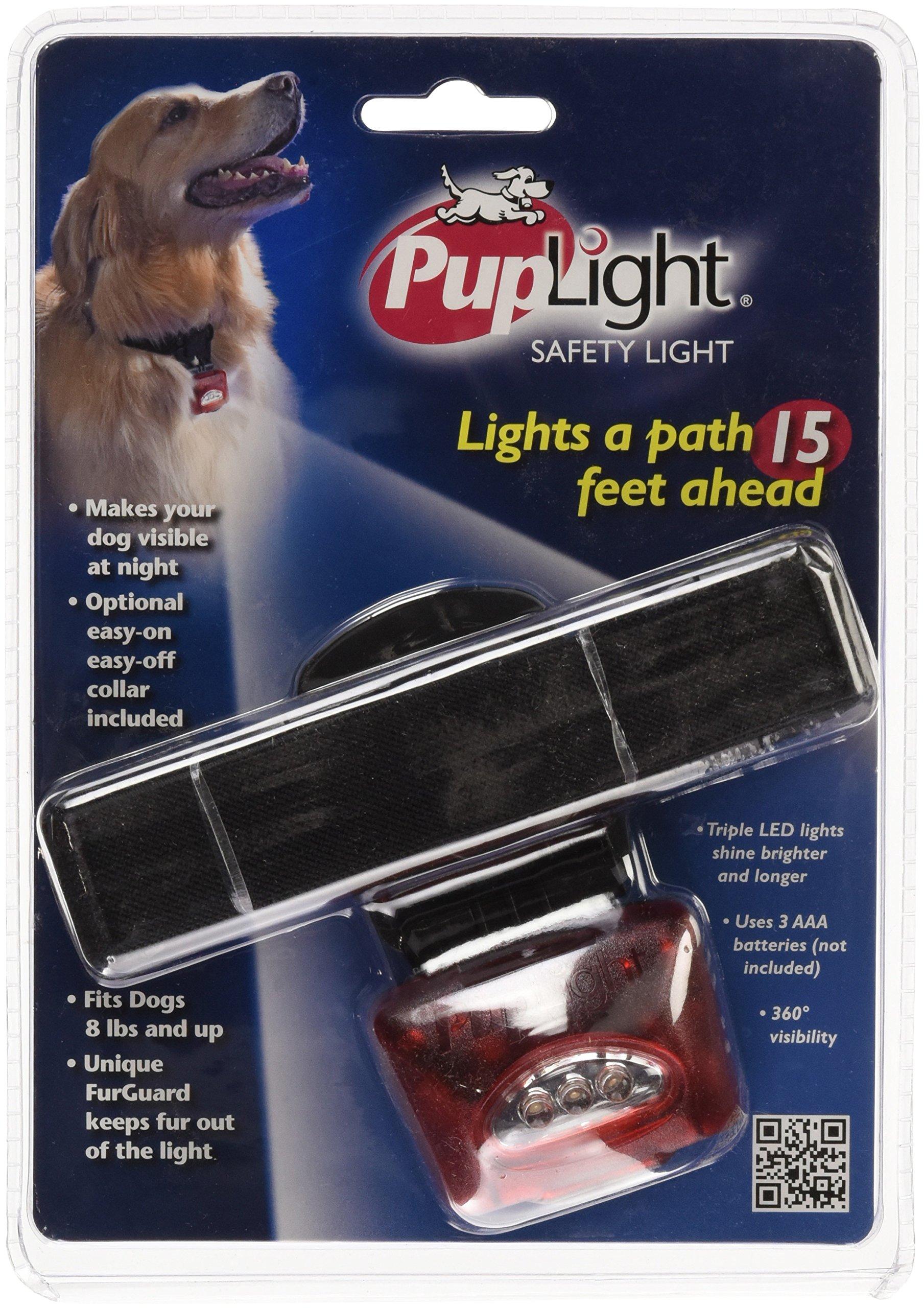 PupLight Dog Safety Light, Red by PupLight (Image #2)