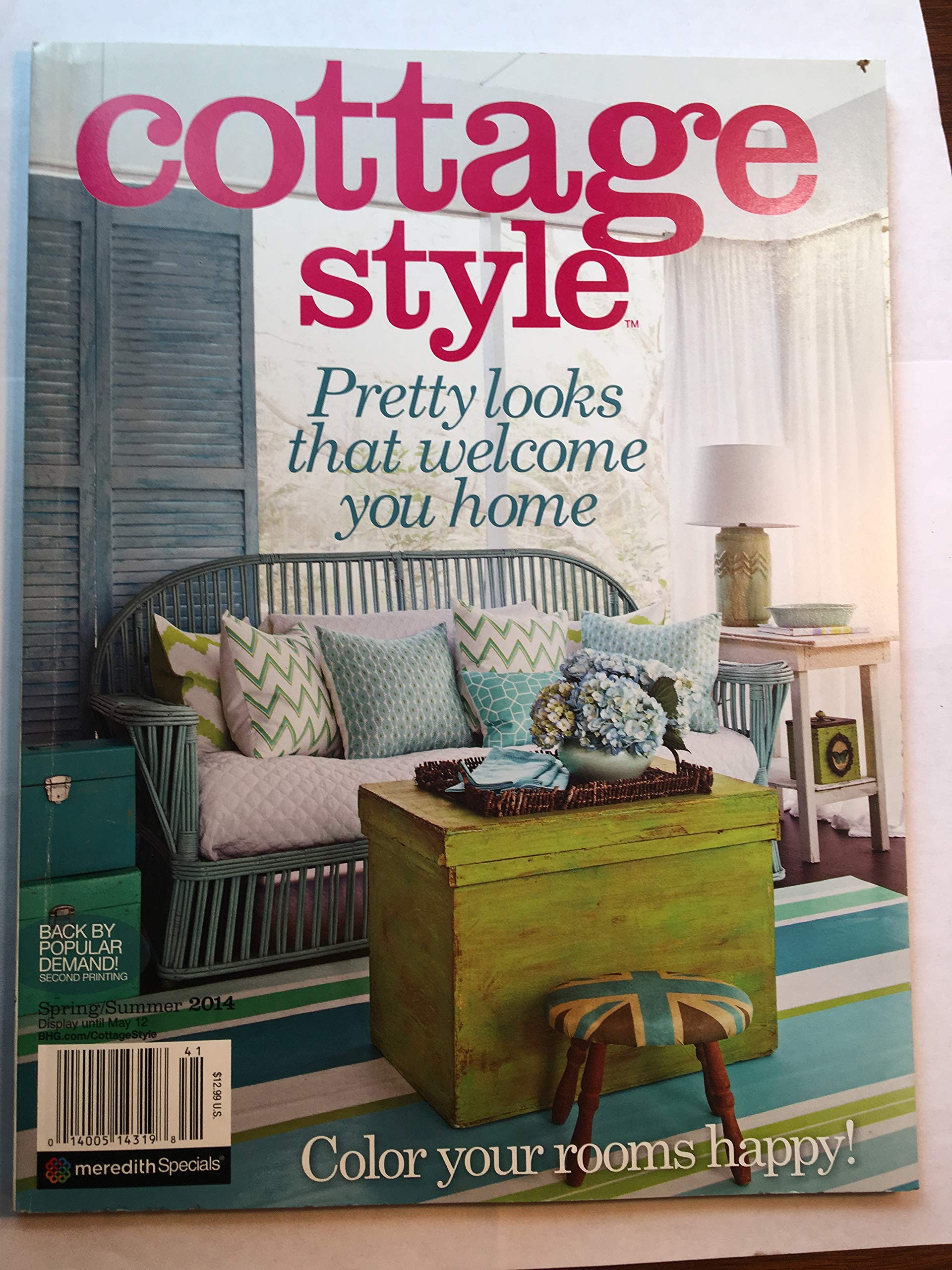 Brilliant Cottage Style Spring Summer 2014 Magazine Lacey Howard Download Free Architecture Designs Xaembritishbridgeorg