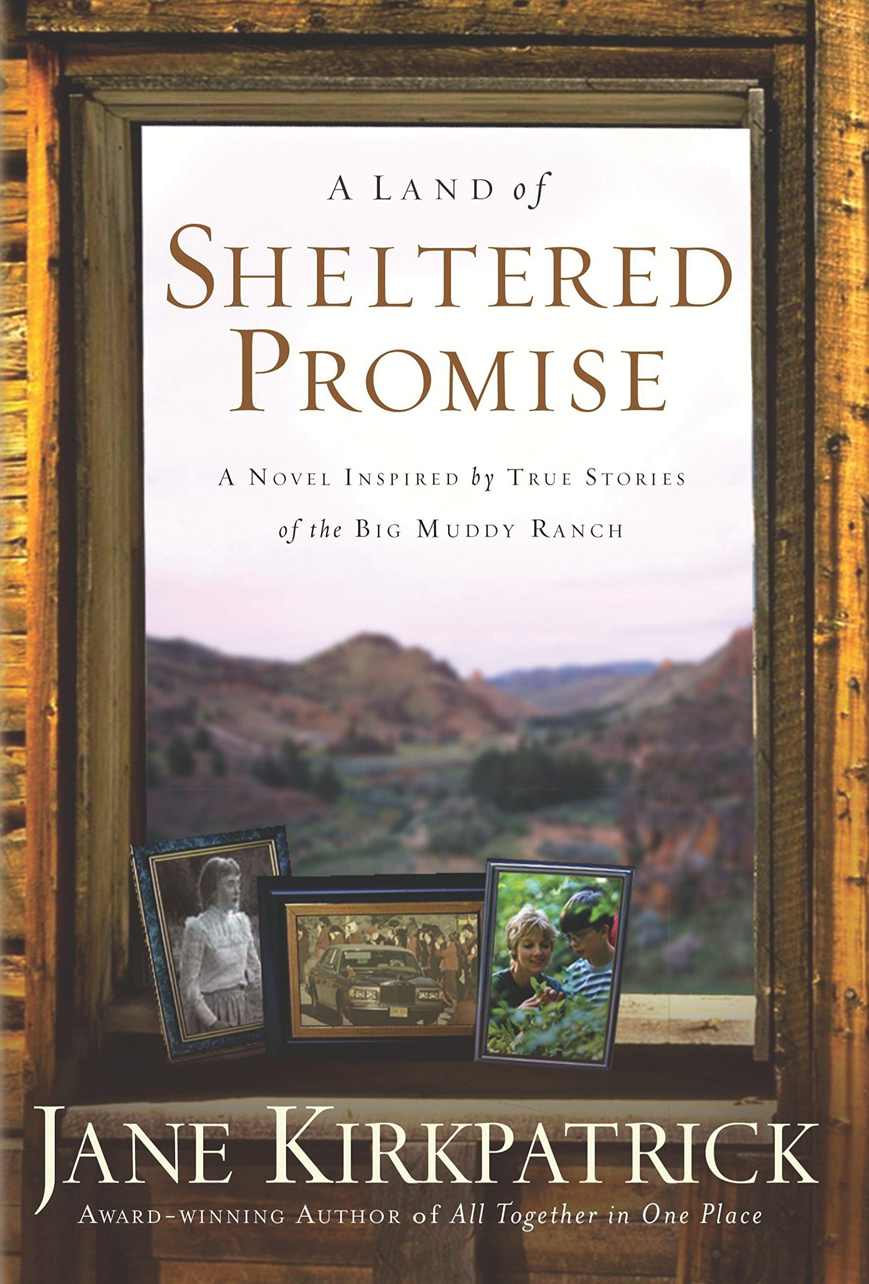 A Land of Sheltered Promise: Faith/Hope/Charity (Inspirational Novella Collection) PDF