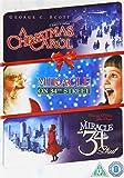 A Christmas Carol / Miracle On 34th Street [DVD]