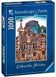 Ravensburger - Colección Ibérica Barcelona, rompecabezas de 1000 piezas, 70 x 50 cm (196319)