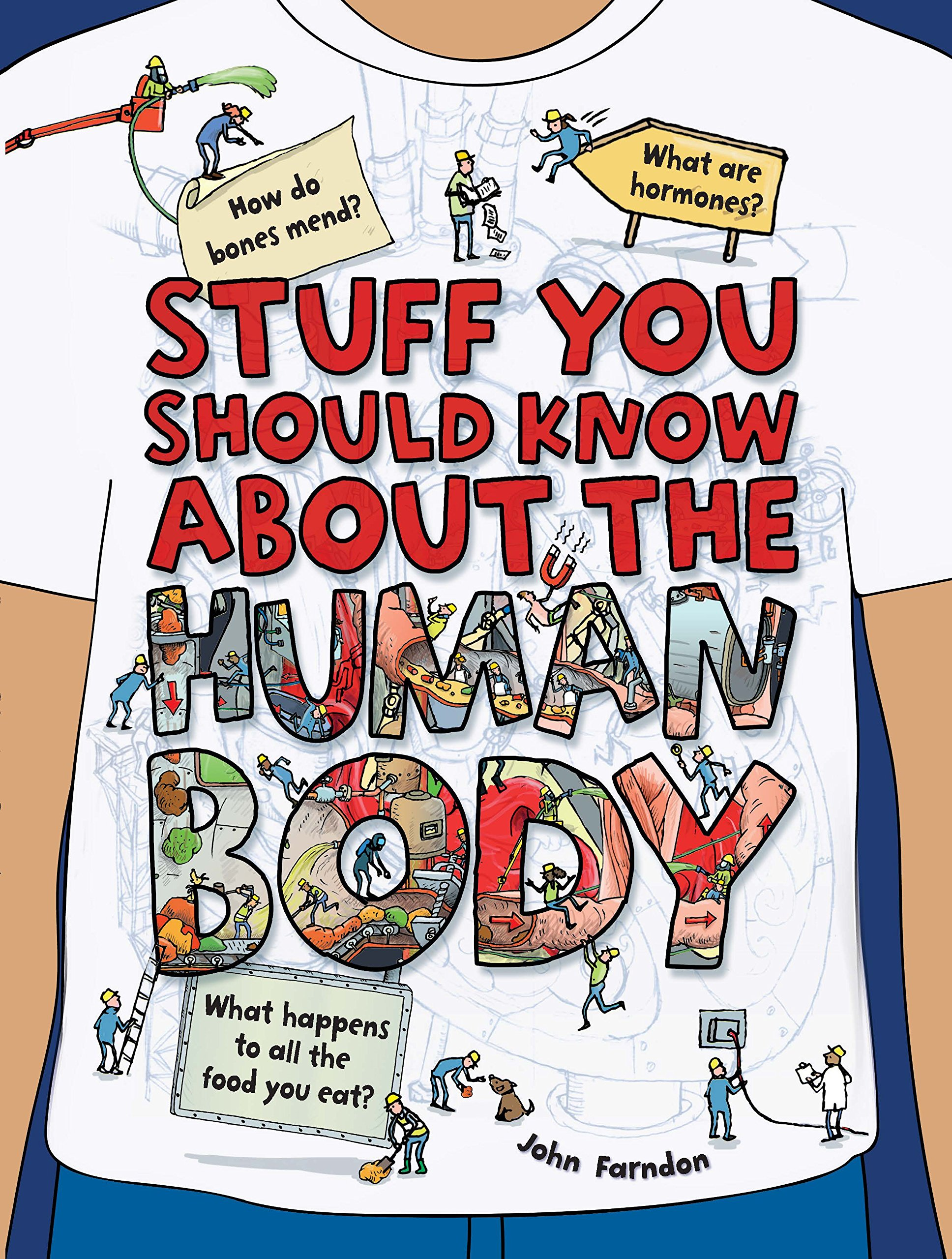Stuff You Should Know About the Human Body pdf