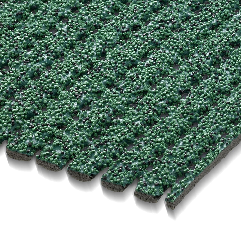 rutschfeste Granulat Beschichtung etm/® Sicherheitsmatte gegen Gl/ätte viele Farben und L/ängen deutsches Qualit/ätsprodukt 7 m L/änge, anthrazit 120 cm Breite