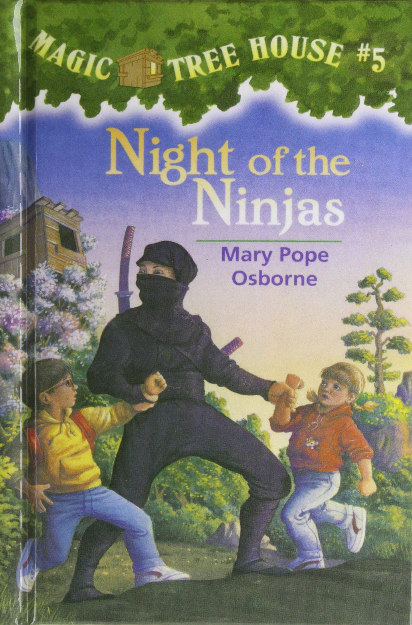 Night of the Ninjas (Magic Tree House): Amazon.es: Mary Pope ...