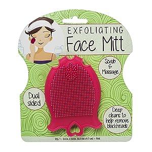 ST 577601 Exfoliating Face Mitt, 0.09 Pound