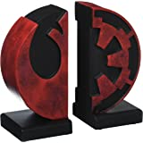 Gentle Giant Studios Star Wars: Imperial Rebel Logo Resin Bookends