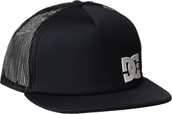DC Shoes Gorra Hombres madglads, Gris, Talla única: DC Shoes ...