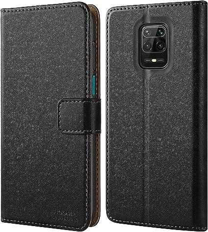 Flip Cover per Xiaomi Redmi Note 9S 9 8T 8 Pro 7 custodia a portafoglio in pelle
