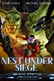 Nest Under Siege: A Middang3ard Series (Dragon Approved Book 4) (English Edition)