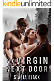 The Virgin Next Door: a Menage Romance (Stud Ranch Standalone Book 3)