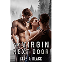 The Virgin Next Door: a Menage Romance (Stud Ranch Standalone Book 3) (English Edition)