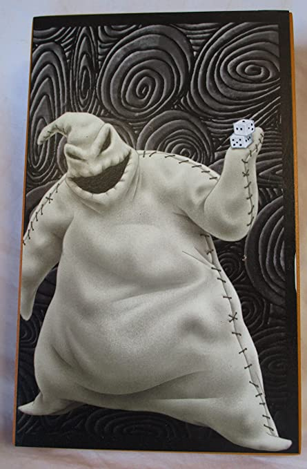 the nightmare before christmas oogie boogie wooden table top wall shadow box - The Nightmare Before Christmas Oogie Boogie