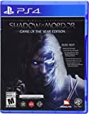 Shadow of Mordor - PlayStation 4 - Game Of The Year Edition
