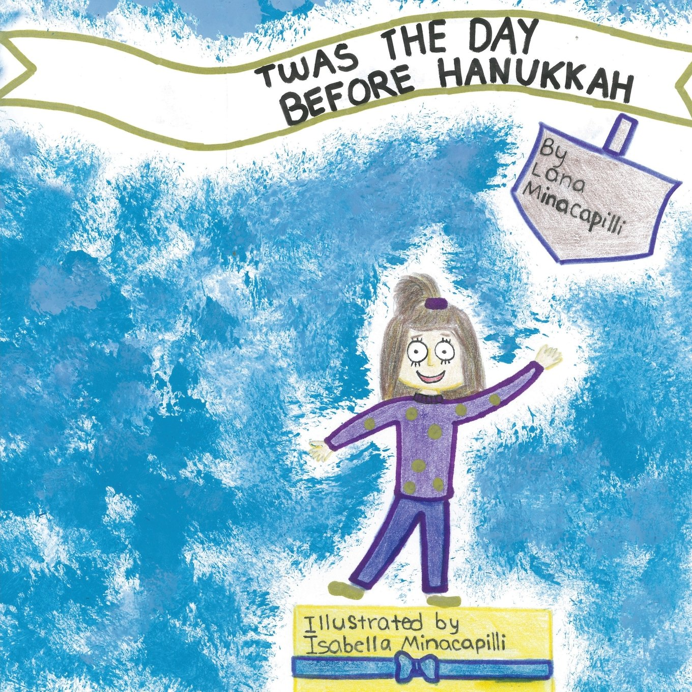 Read Online 'Twas the Day before Hanukkah ebook