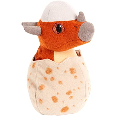 Jurassic World Stiggy Mini Plush: Toys & Games