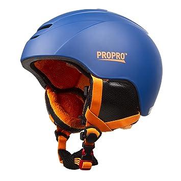 Babimax Cascos de Esquí Casco de Skate Ligero Casco de Seguridad Resistente a Los golpes Cascos