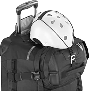 Equipment Keeper with bottle opener fastener