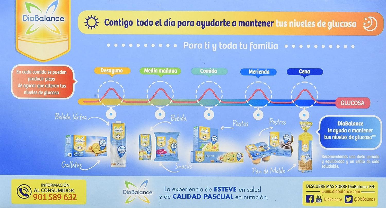 DiaBalance Galleta Digestive - Caja de 6 paquetes con 4 galletas - Total 204 g: Amazon.es: Alimentación y bebidas