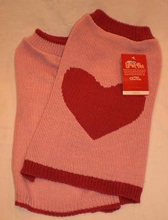 Amazoncom Petsmart Luv A Pet 2 Pack Of Dog Sweaters 1 Plain 1 W
