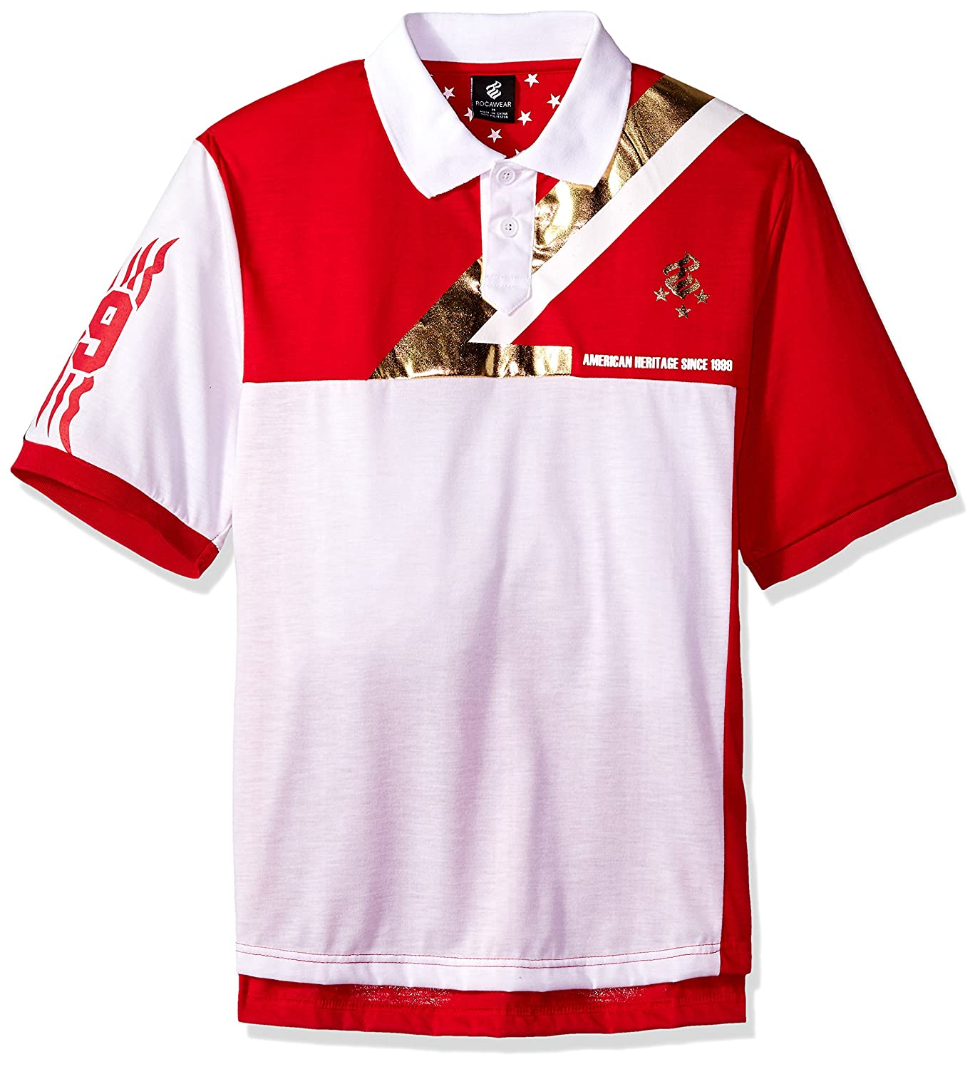 Rocawear Mens Polo PL20