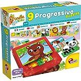 Lisciani Giochi 58433 - Carotina Baby Progressive Puzzle Puppies