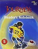 Journeys: Reader's Notebook Grade 5