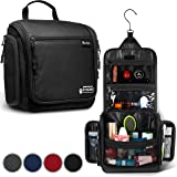 Premium Hanging Travel Toiletry Bag for Men and Women - Large Toiletry Organizer - Waterproof Hygiene Bag with Metal Xxl…