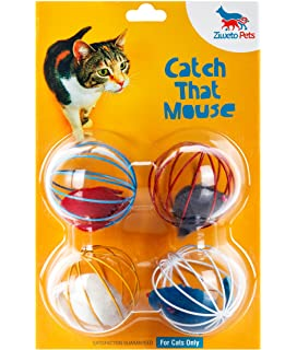 Ziweto Pets Megapack The Interactive Toy For Cats, 4 Cat Toys / Accessories To Play