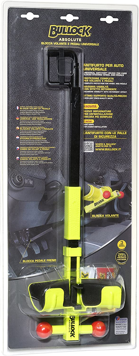 Bullock 146142 Universal Excellence Anti-Theft Defender