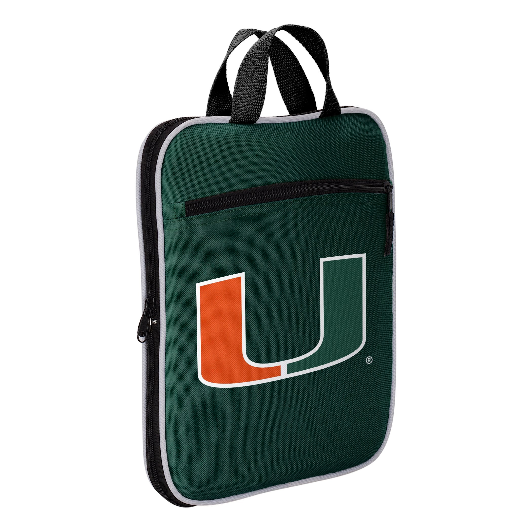 Officially Licensed NCAA Miami Hurricanes Steal Duffel Bag by The Northwest Company (Image #4)