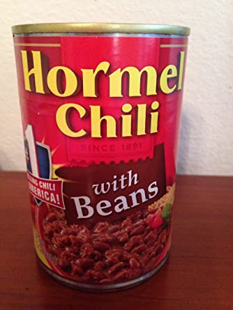 Hormel Chili With Beans 6 15 Oz Cans Chili Soups Grocery Gourmet Food