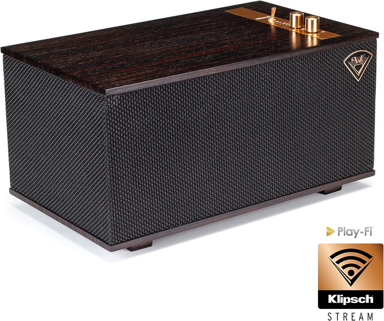 Klipsch The One - Sistema estéreo 2.1 biamplificado, Marrón ...