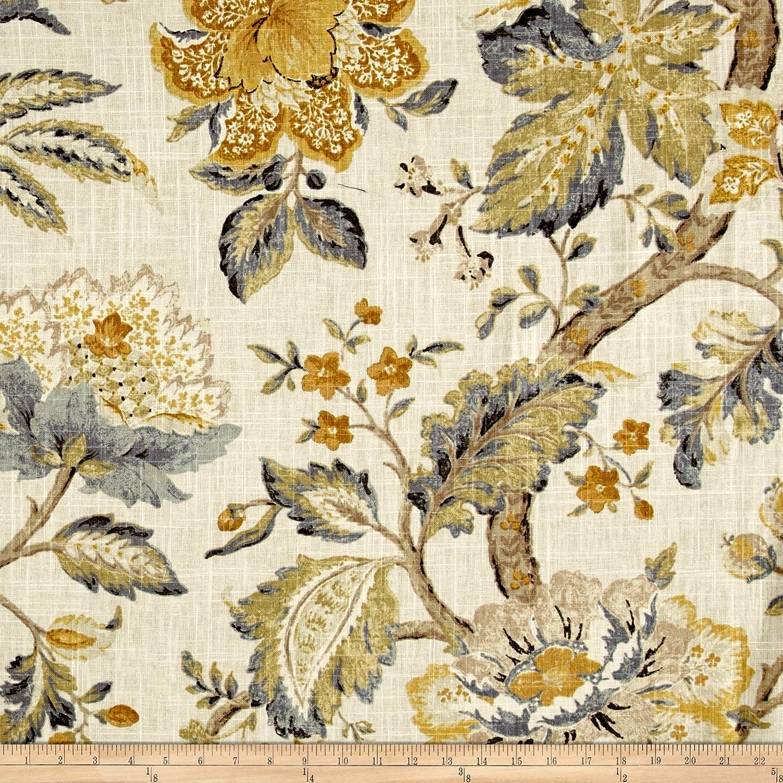 Amazon.com: P Kaufmann Secret Garden Linen, Mist: Arte ...